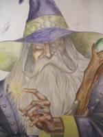 wizard by Aj2207
