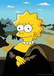 Mona-Lisa Simpson