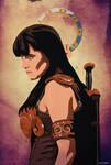 Xena, The Princess Warrior Vintage