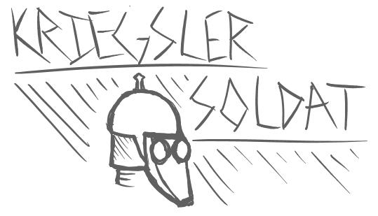 Kriegsler Soldat by ProcrastinatorDIW