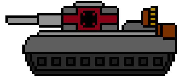 German Steampunk Tank 1 by ProcrastinatorDIW