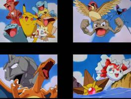 Pokemon: Pikachu's Vacation