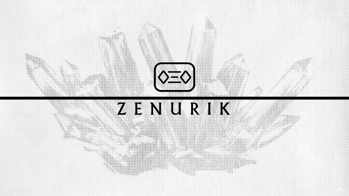 Warframe Focus Wallpaper - Zenurik White by kaminohunter