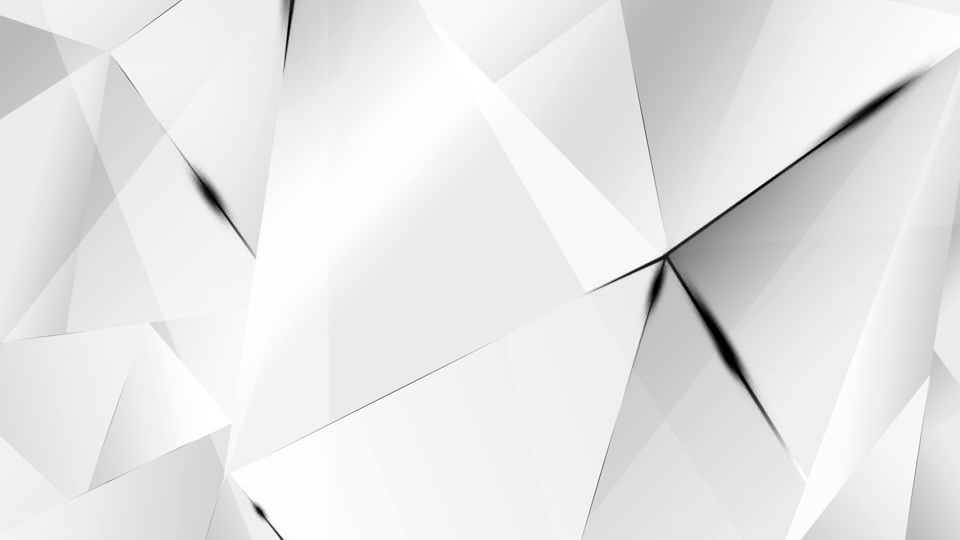 wallpapers black abstract polygons white bg by