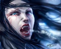 ...Vampire... by FedericoMusetti