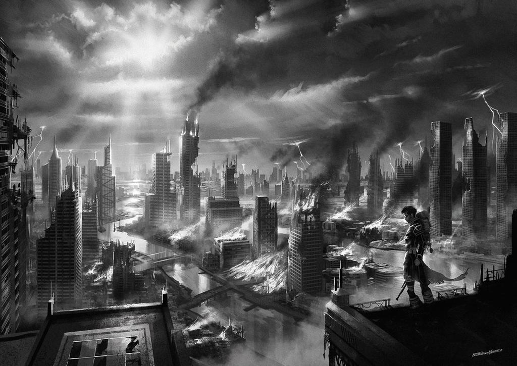 Devastation by FedericoMusetti