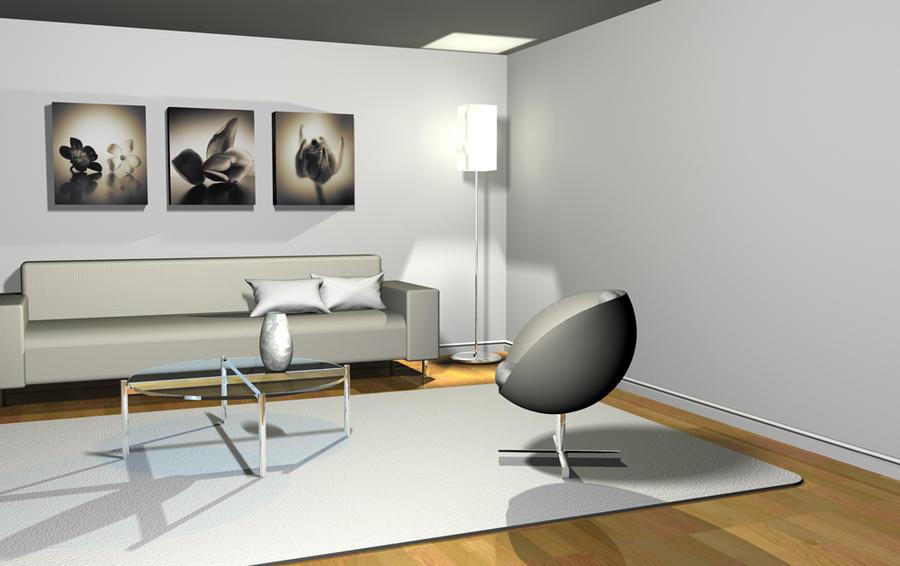 Living room 002 by lei ji hou on deviantart for The living room 002