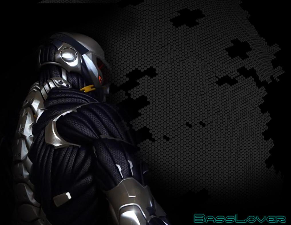 Crysis 2 Nanosuit By BassLov3r On DeviantArt