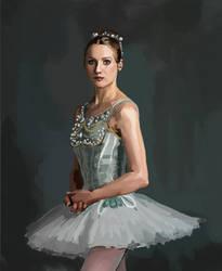 Ashley Ellis (NYC Dance Project) - Study by Erynnia