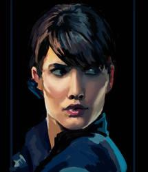 Agent Hill by Erynnia
