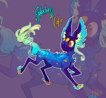 Fishling auction [CLOSED] by vilhoadopts