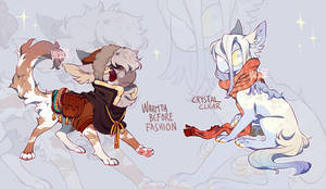 Wintery Inspiration Auction ~ (8hrs! Reduced AB!)