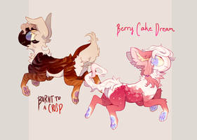 Dual Fishling auction! ended by vilhoadopts