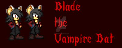 Blade sprite revamped by another cool artist by Zbladeicewolf