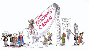 The Doctor's Canon by crutchoffalstaff