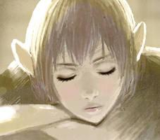 Yorda closeup by maaria