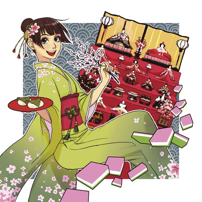 Hinamatsuri by maaria