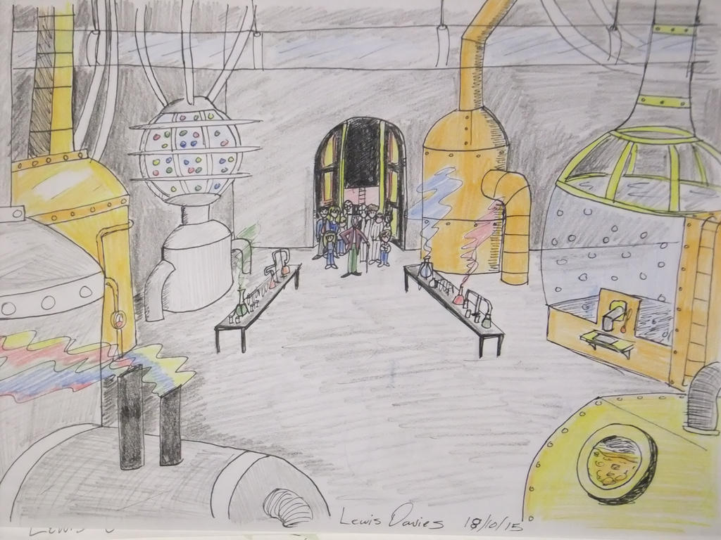 The Inventing Room by LewisDaviesPictures on DeviantArt