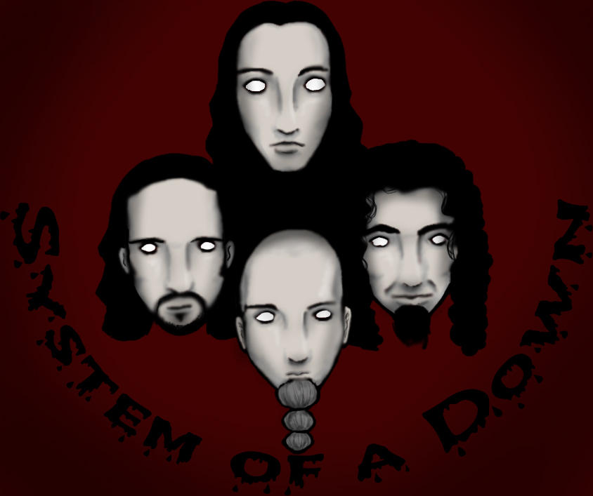 System of a Down by SarahMame