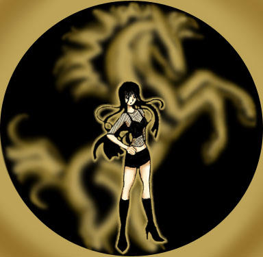 Sohma Isuzu aka Rin by SarahMame