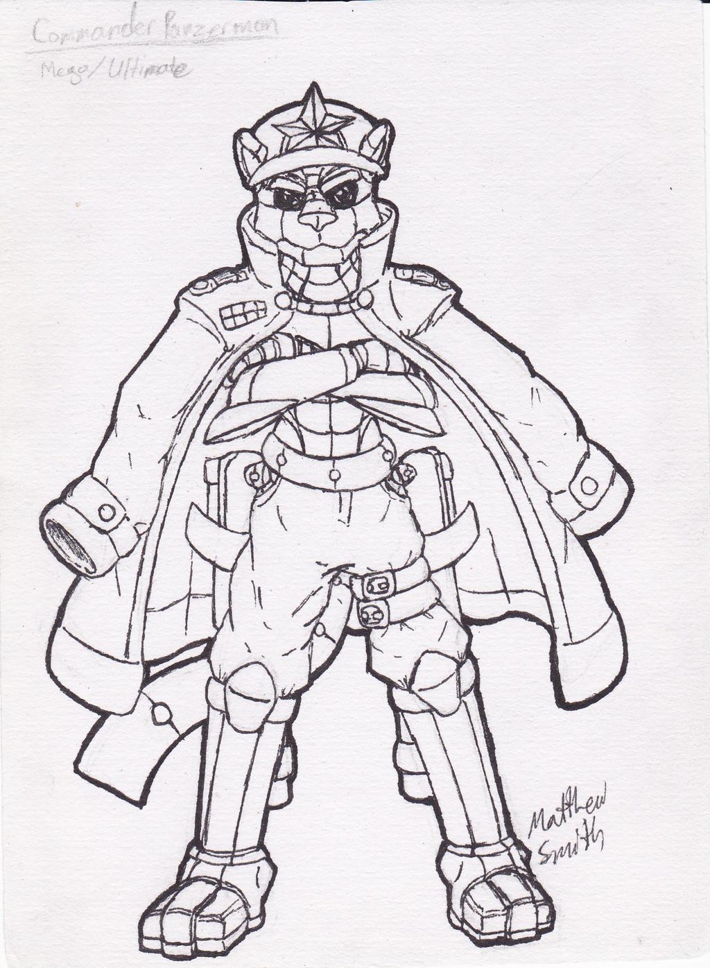 CommanderPanzermon