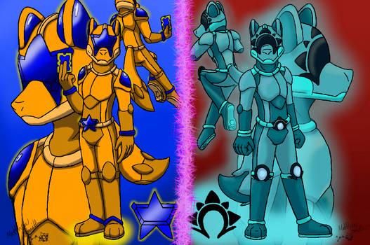 Astro Force Rangers