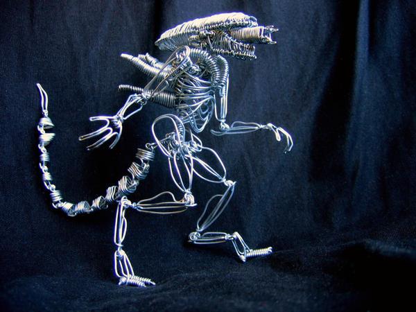 Alien 4 by Belial28