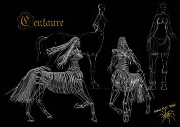 Centaure by Belial28