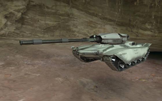 Maxter Mk. III Spec. E 021A Initial Render 01