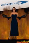 Lara Croft starring Chicago 2
