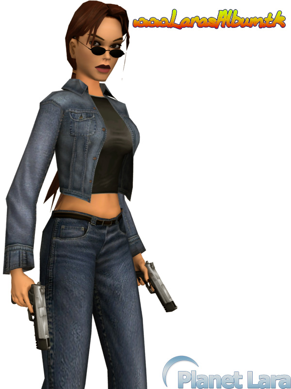 Extracting 3d models (Lara chr) - www tombraiderforums com