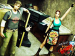 Lara Croft: Retired (video) 2