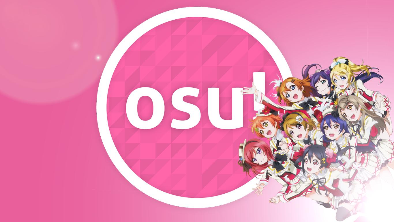 Osu! + Love Live School Idol Project By Sorprice On DeviantArt