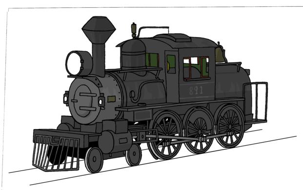Old Coalburner by Atticus-W