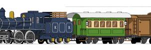 A train!