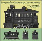 Versatile Tramway Locomotives