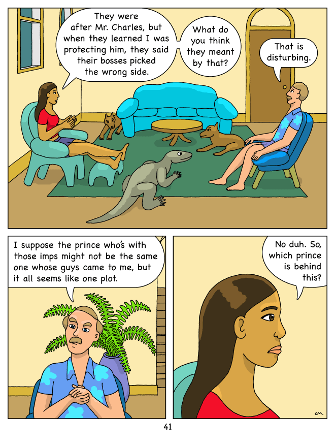 Molly Blue 41