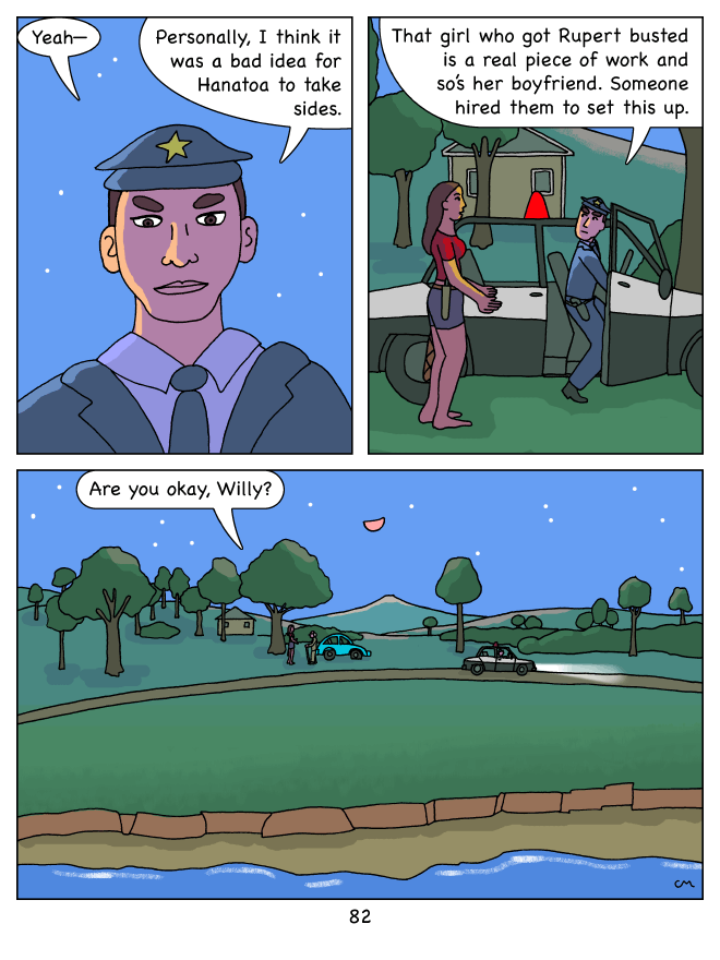 Molly Blue 82