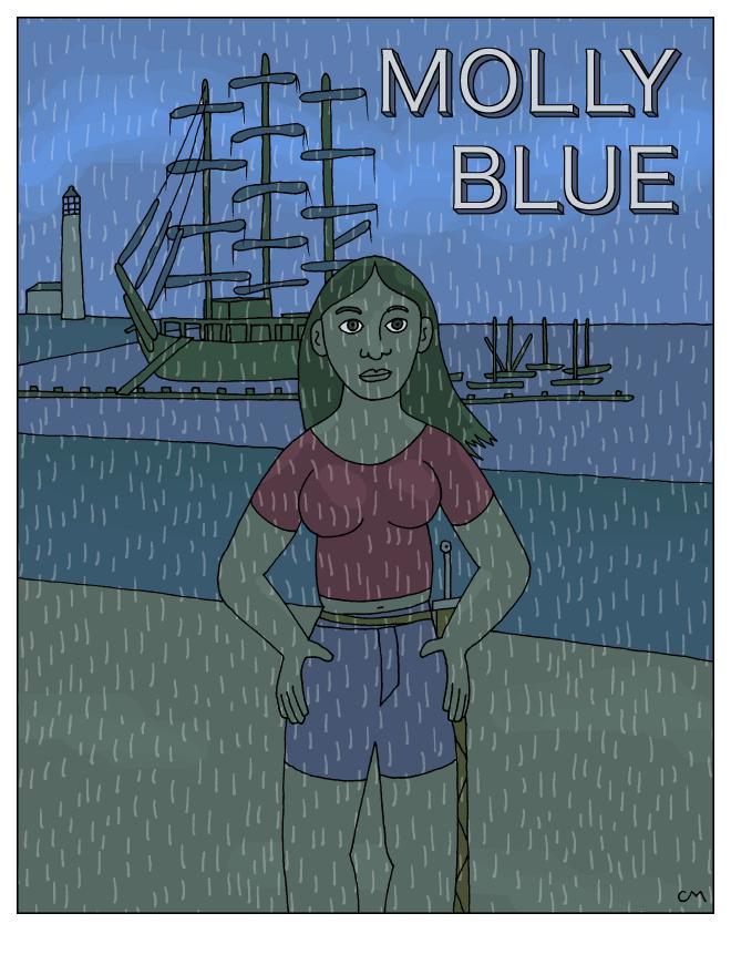 Molly Blue 201-300