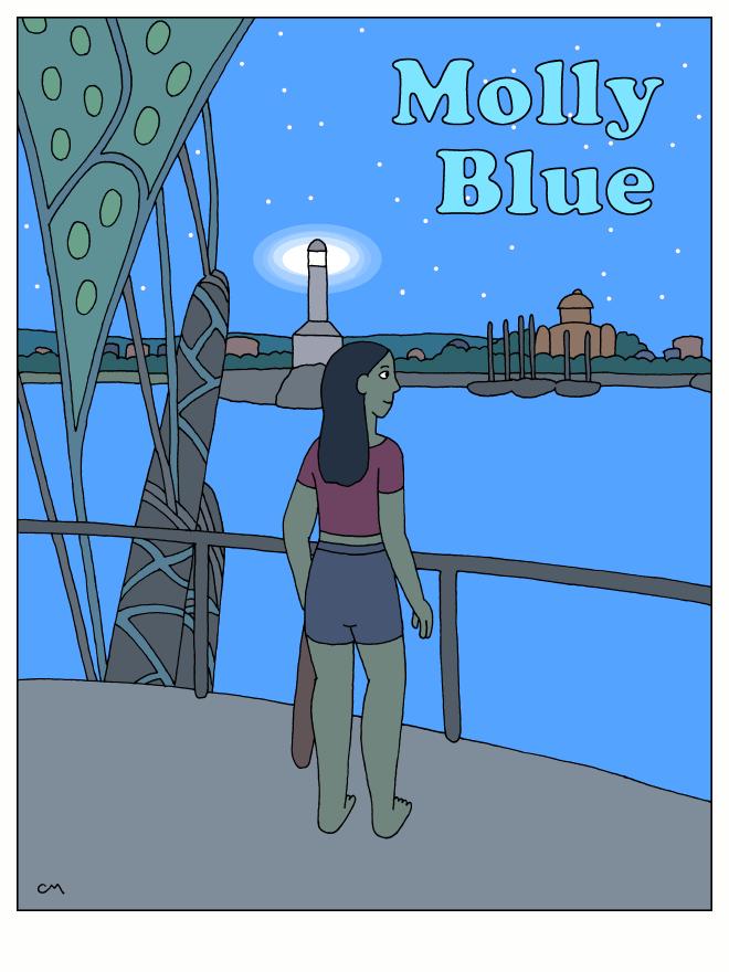 Molly Blue 901-1000