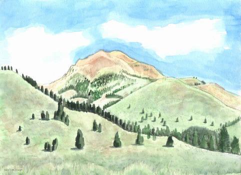 Smiley Mountain