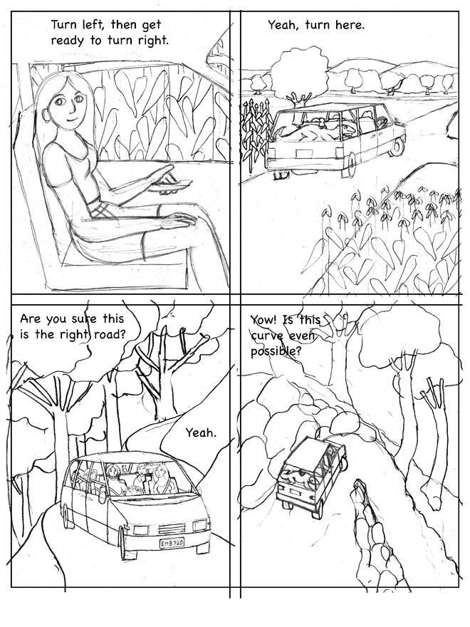 Molly Blue pencil 88