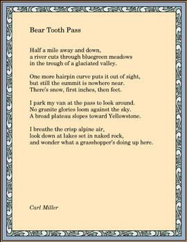 Bear Tooth Pass