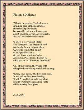 Platonic Dialog