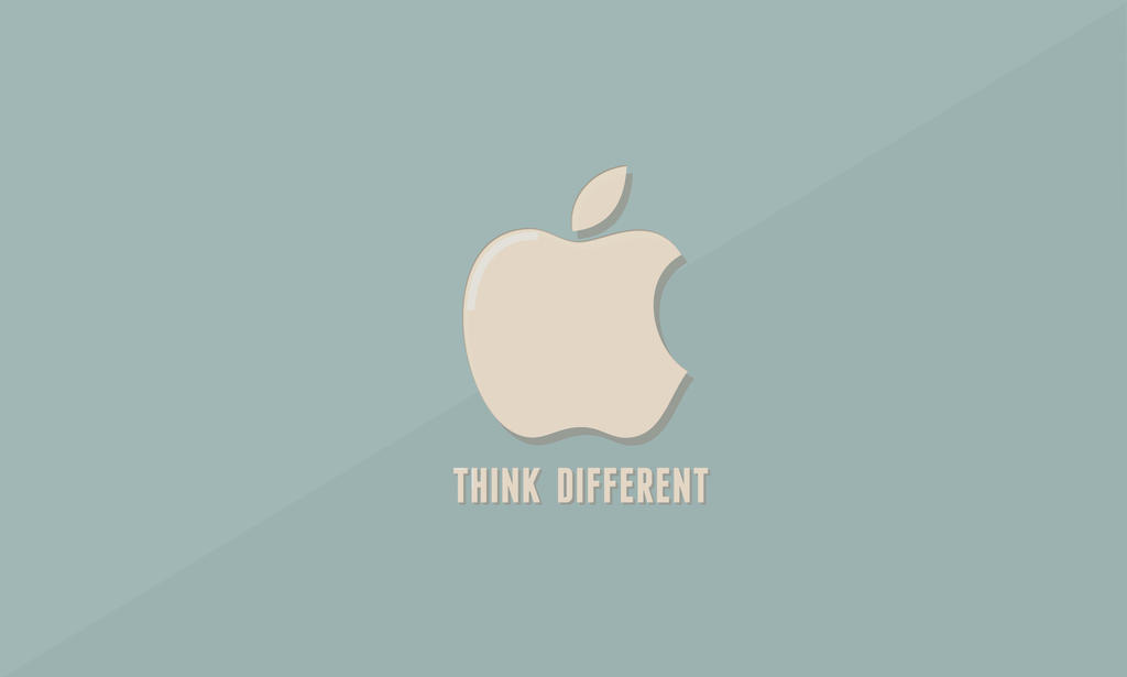 "think different apple 苹果的崛起再加上前段时间乔布斯的逝世,激起了人们对""think different""以及""to the crazy ones""广告的历史影响的思考。互联网上对这个广告是如何创作的、由谁."
