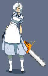 Kenta Robin for Maid RPG by Basykail