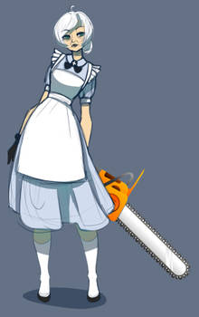Kenta Robin for Maid RPG