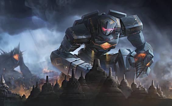 The Stringer Jaeger