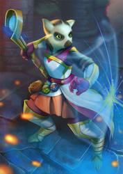 Lemur Magician