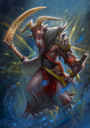 Demon Goat